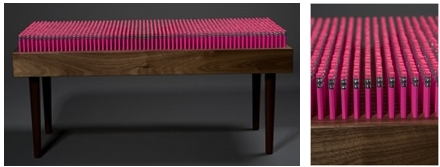 Boex esittelee Pencil Bench -tuolin
