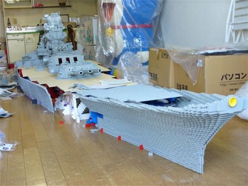 Lego-laiva