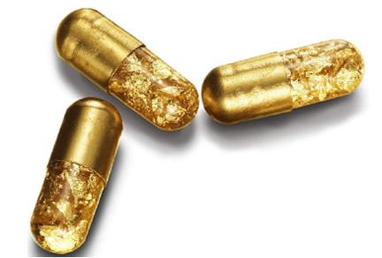 Kohota itsearvoasi nielemällä kultakapseleita