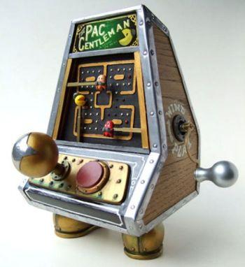 Pac-Man pelin kuvitteellinen historia