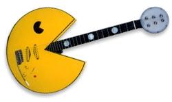 Pac-Man sähkökitara