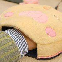 Piggy USB hand warmer, kättä lämmittävä hiirimatto