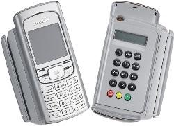 Kännykkä onkin luottokortinlukulaite