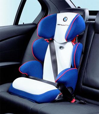 BMW Sauber F1 lasten turvaistuin