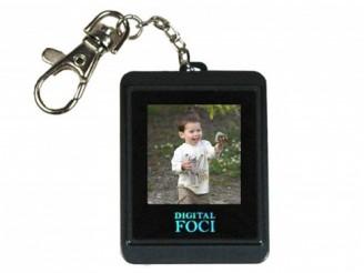 Digitaalinen kuvakehys-avaimenperä