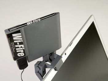 Wi-Fire-antenni ottaa WiFi signaalin 300 metrin päästä