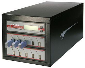 Kanguru USB Duplicator kopioi Flash muistit keskitetysti