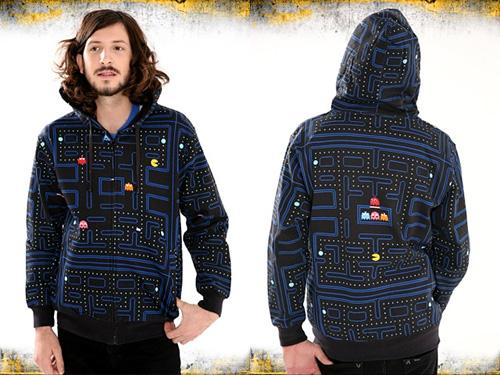 Pac-Man-labyrintti huppari
