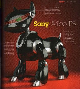 Robottikoira Sony Aibo tekemässä comebackin?