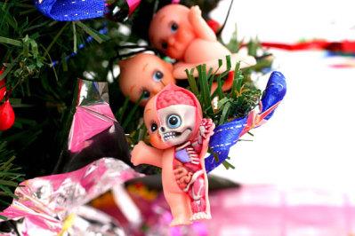 Omituisia Kewpie-nukkeja Japanista