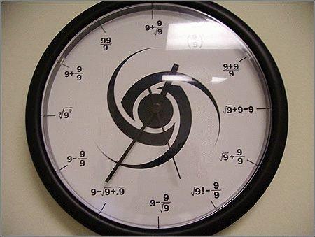 Kello pitkälle edenneille matematiikan harrastajille