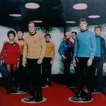 """Kapteeni Kirk ei koskaan sanonut """"Beam Me Up, Scotty!"""""""