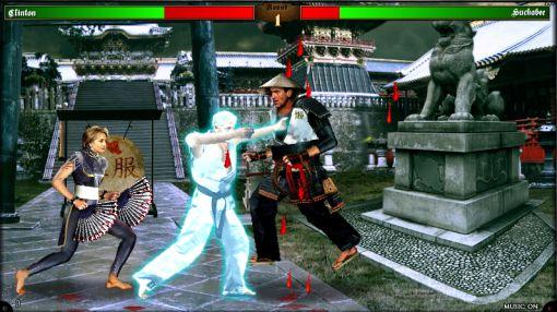Jenkkilän esivaalit Mortal kombat -tyyliit