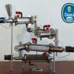 Mini Cloaca – työpöydälle mahtuva mekaaninen kopio ihmisen ruoansulatuksesta