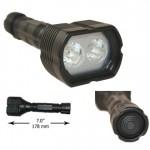 HammerHead Tac-Strobe Flashlight poliisille, armeijalle ja ex tempore -raveihin