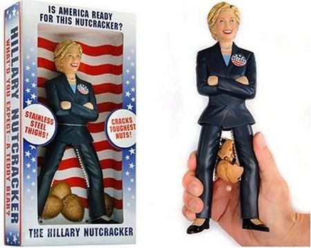 Hillary Clinton -pähkinänsärkijä