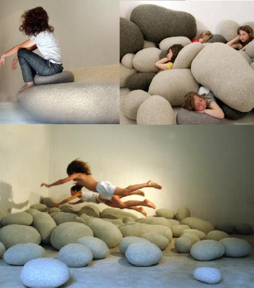 ivingstone-kivet ovat pehmeitä