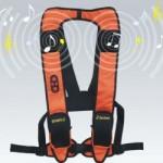 Mp3 Smart Jacket toistaa musiikin kaiuttimista