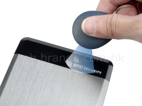 Suoojaa tiedostosi RFID-kovalevykotelolla
