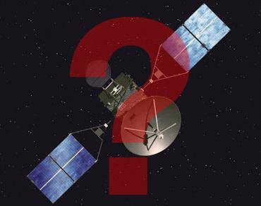 Etelä-Korean satelliitti on hukassa