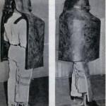 Mellakkapoliisin tarvikkeita vuodelta -56