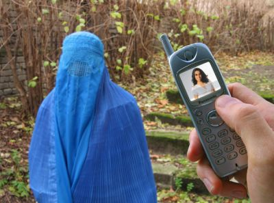 Bluetooth CharmingBurkha on Shariankiertoburkha