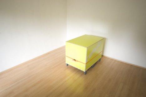 Casulo: kaikki kalusteet yhdessä laatikossa