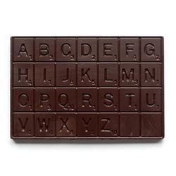 Mary & Matt: Chocolate Scrabble