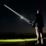 Maxablaster taskulamppu valaisee 38 miljoonan kandelan intensiteetillä