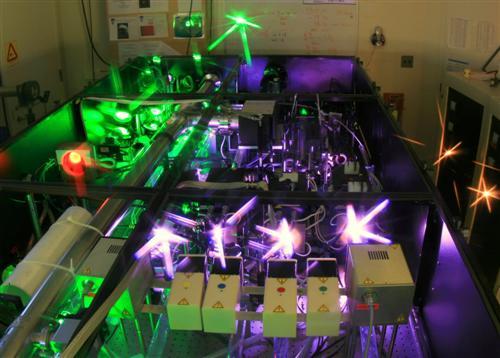 Michiganin yliopistossa on kehitetty Maailman voimakkain laser