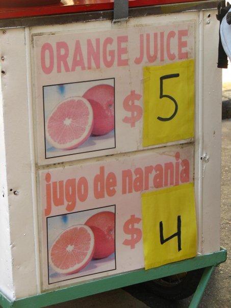 Buenos Airesin turistihinnat