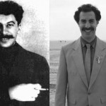Borat ja Stalin – hehän ovat kuin kaksi marjaa!
