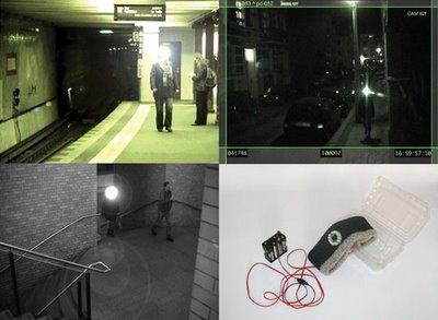 Sokaise valvontakamerat infrapunalla, tee-se-itse