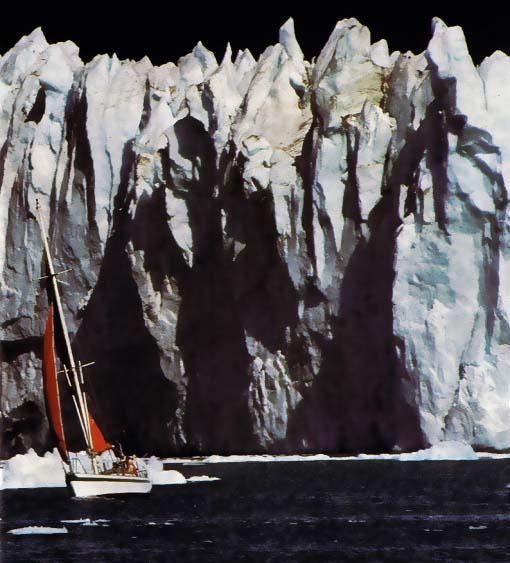 Thies Matzen on seilannut puupurjehdusveneellään ympäri Maailman jo 18 vuotta