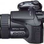 Casio Exilim PRO EX-F1 digitaalikamera kuvaa videota jopa 1200 kuvan sekuntinopeudella