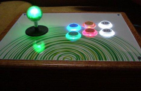 Xbox 360 -arcadeohjain
