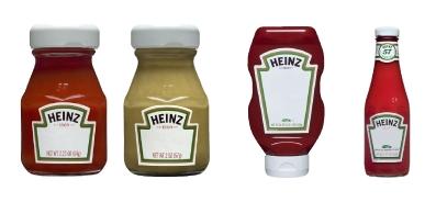 Suunnittele oma Heinz-ketsuppipullon etiketti