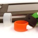 TAD auttaa nakkisormia kosketusnäyttöjen kanssa
