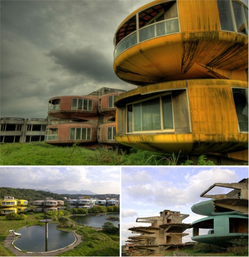UFO-talot Sanzhissa Taiwanissa