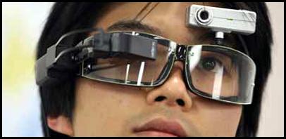 Smart Goggles -lasit muistavat näkemäsi esineet