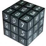 Sudokun ja Rubikin kuution yhdistelmä