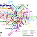 Maailman metrokarttoja