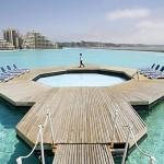 Maailman suurin uima-allas on Chilessä