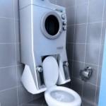 Washup-konsepti kierrättää pesukonevedet