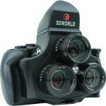 120 Tri-lens Stereo Camera