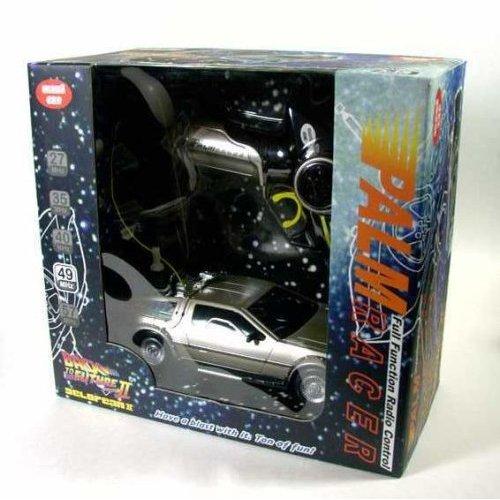 Paluu tulevaisuuteen II -radio-ohjattava DeLorean