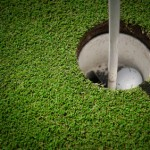 Sokea golfari iski hole-in-onen