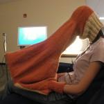 Villainen vaatekappale sulauttaa ihmisen teknologiaan