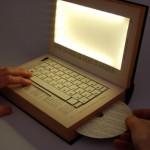 Kirja-tietokone-konsepti