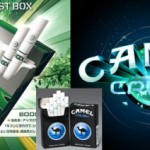 Camel Crush tuo menthol-kapselitupakan USAn markkinoille